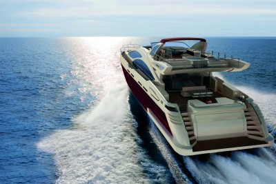 Azimut Grande 120SL: The power of beauty